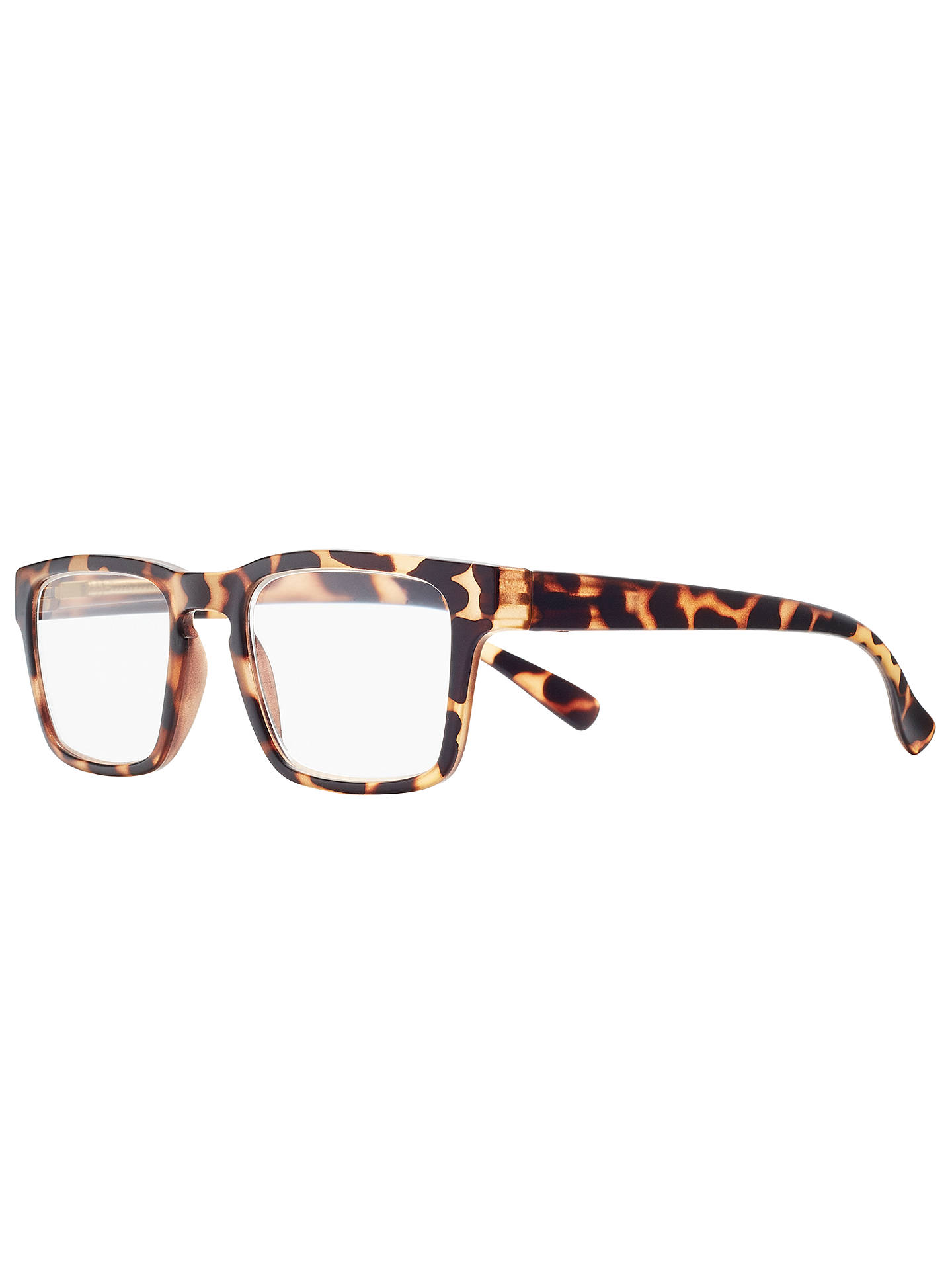 BuyMagnif Eyes Ready Readers Laramie Glasses, Tortoise, 1.5 Online at johnlewis.com