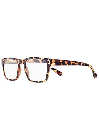 Magnif Eyes Ready Readers Laramie Glasses, Tortoise