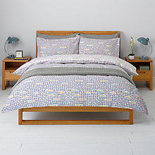 Buy John Lewis Quirky Dots Duvet Cover and Pillowcase Set Online at johnlewis.com