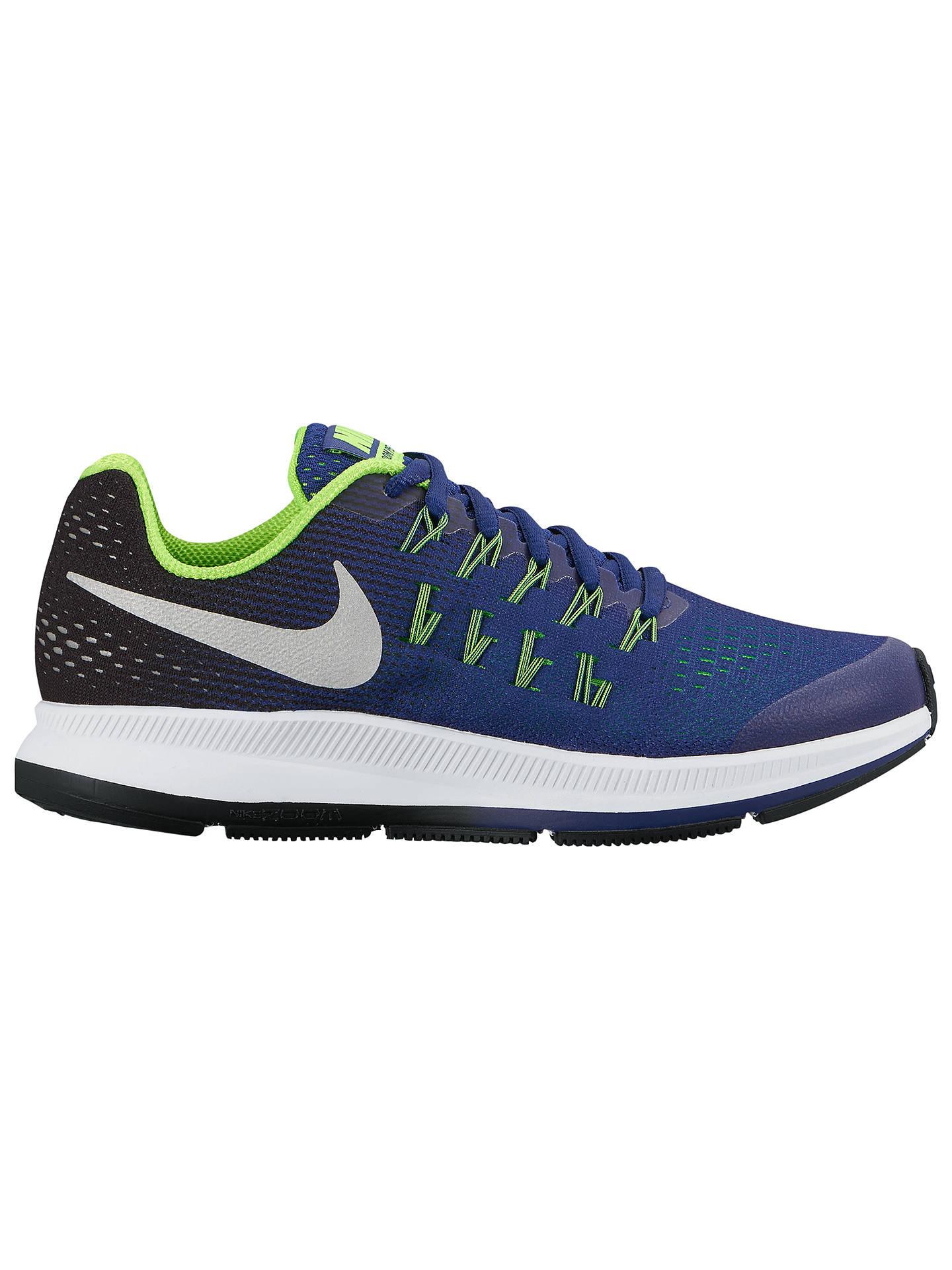 5c0fdfe2e36c8 Nike Children s Air Zoom Pegasus 33 Running Shoes at John Lewis ...
