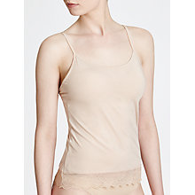 Buy John Lewis Microfibre Hidden Support Camisole Online at johnlewis.com