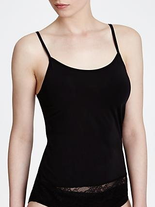 John Lewis & Partners Microfibre Hidden Support Camisole