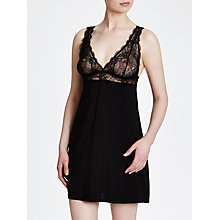 Buy John Lewis Lace Cup Slip Online at johnlewis.com