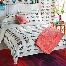 Buy Harlequin Papilio Cotton Bedding Online at johnlewis.com