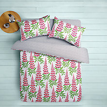 Buy MissPrint Foxglove Duvet Cover and Pillowcase Set Online at johnlewis.com