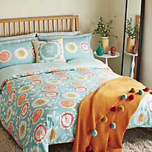 Buy Scion Anneke Cotton Bedding Online at johnlewis.com