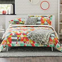 Buy Scion Axis Cotton Bedding Online at johnlewis.com