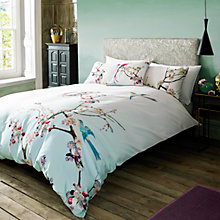 Buy Ted Baker Flight of the Orient Cotton Bedding Online at johnlewis.com