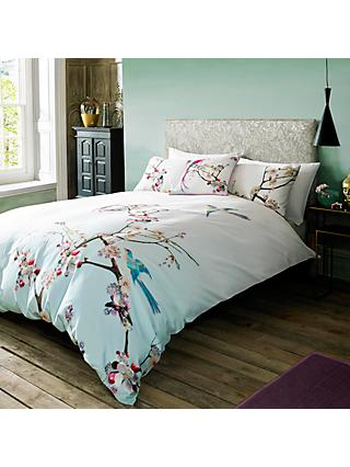 Ted Baker Flight of the Orient Cotton Bedding, Multi