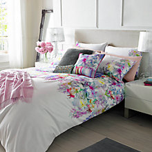 Buy Ted Baker Hanging Gardens Cotton Bedding Online at johnlewis.com