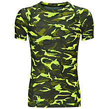 Buy Human Performance Engineering HPE Combat Compression Training Top, Green Online at johnlewis.com