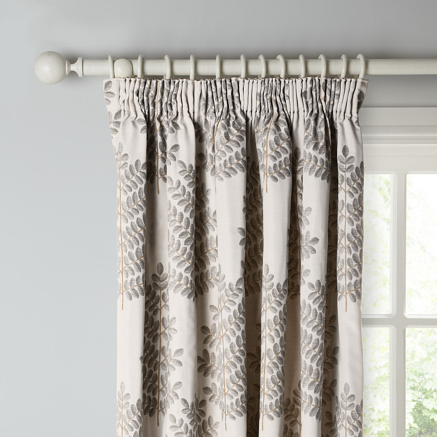 Bedroom Curtains  Patterned amp Plain Curtains  Next