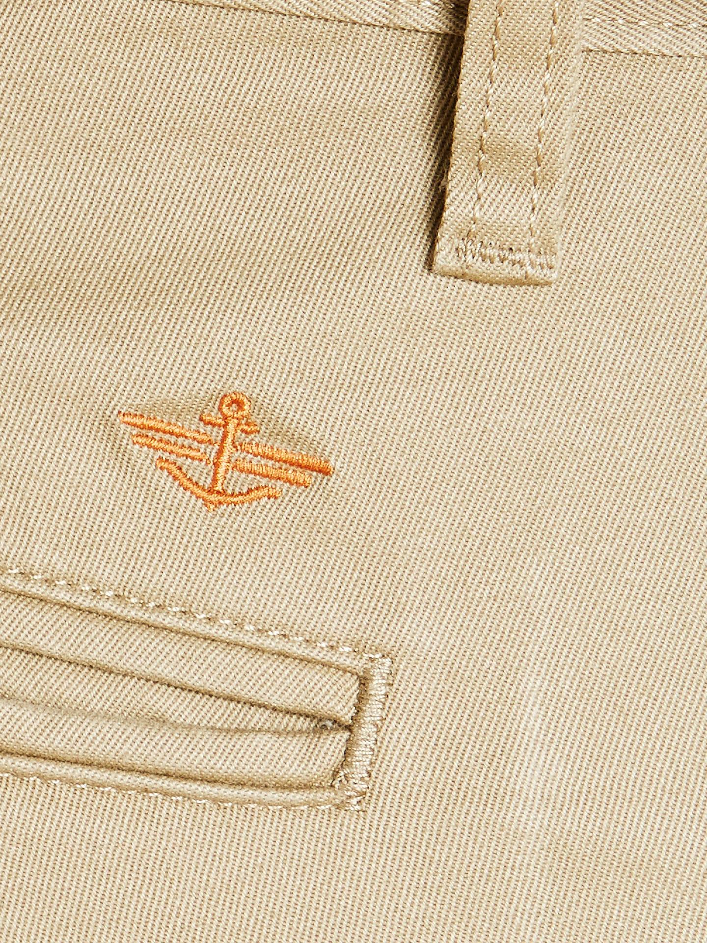 Dockers Alpha Stretch Twill Slim Tapered Trousers, New