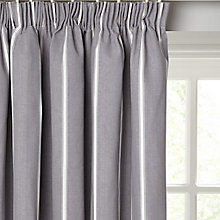 Buy John Lewis Padstow Stripe Lined Pencil Pleat Curtains Online at johnlewis.com