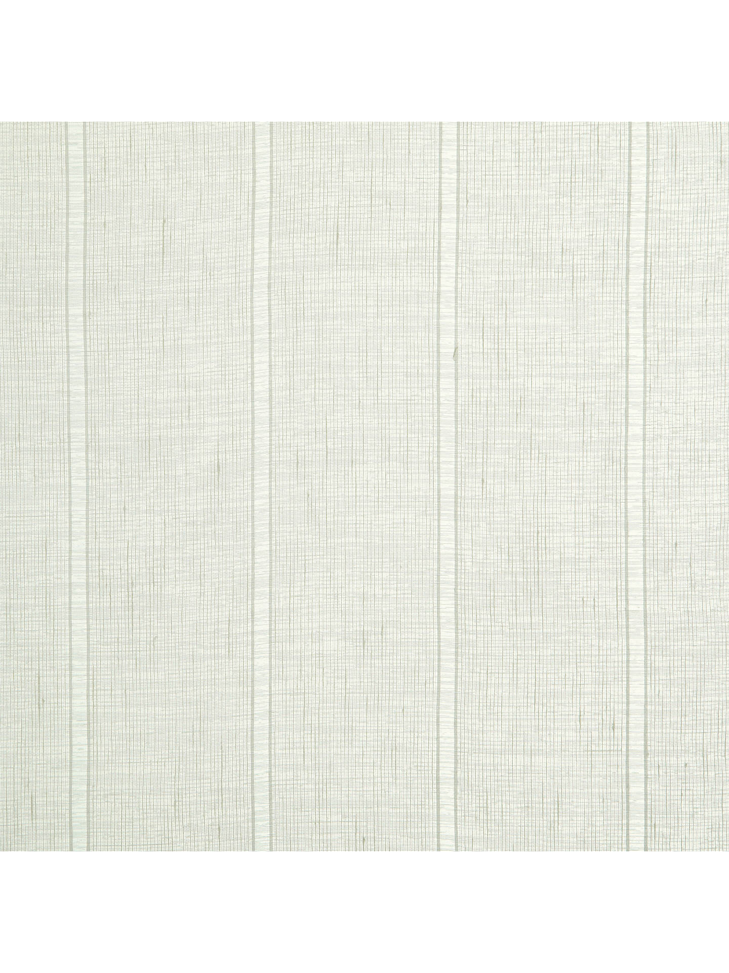 BuyJohn Lewis & Partners Ladderstitch Eyelet Top Voile Panel, White, W150 x Drop 150cm Online at johnlewis.com