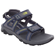 Buy The North Face Hedgehog II Sandals, Blue Online at johnlewis.com