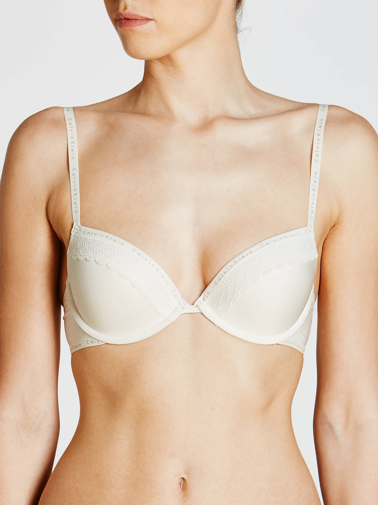 05e3cae83e505d Buy Calvin Klein Underwear Signature Flirty Push Up Bra