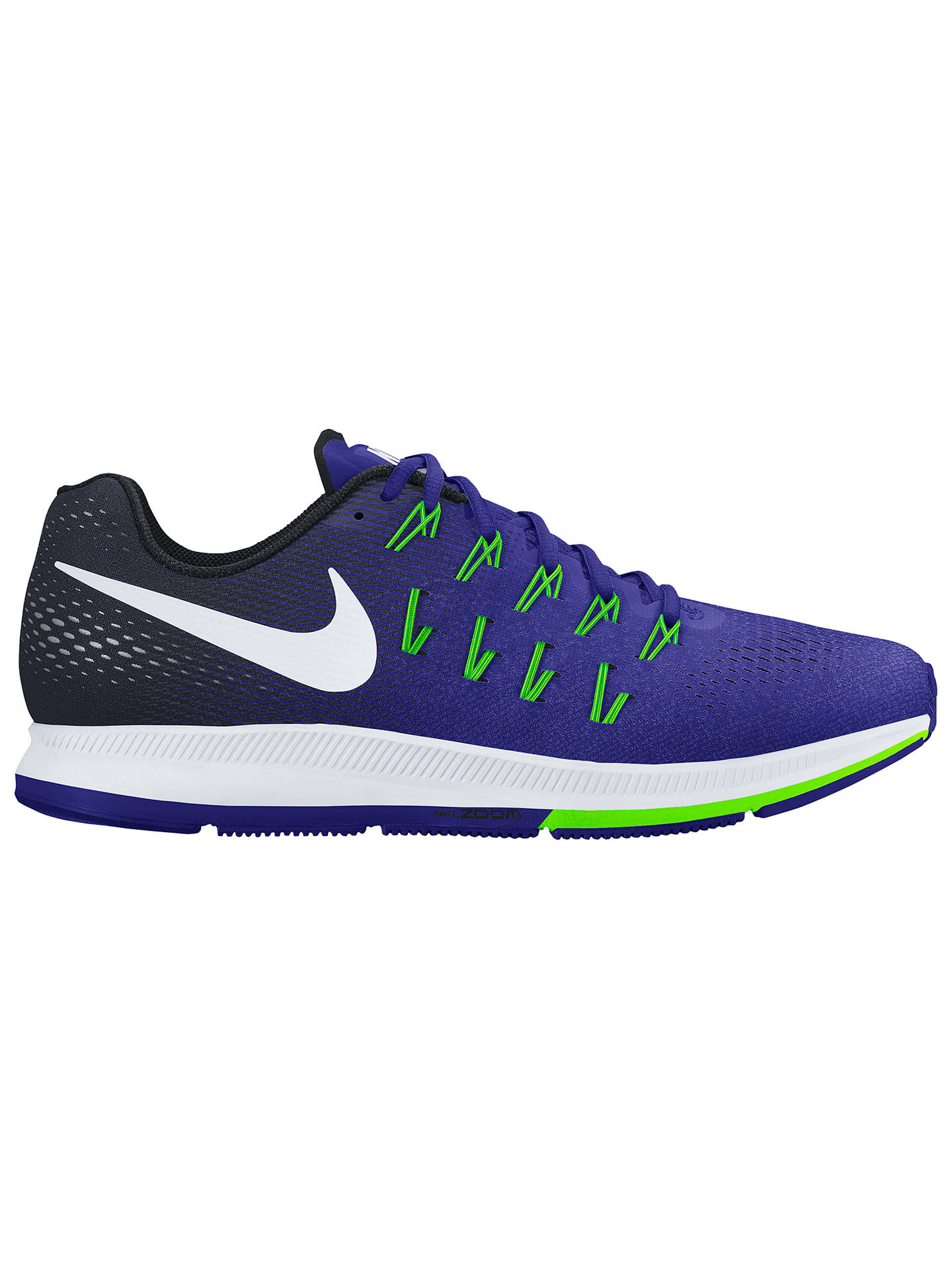 c09645be9210 Nike Air Zoom Pegasus 33 Men s Running Shoes at John Lewis   Partners