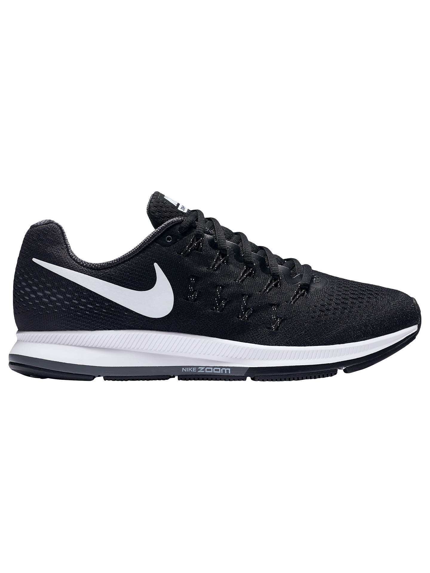 timeless design 69552 62d32 Nike Air Zoom Pegasus 33 Women's Running Shoes at John Lewis ...