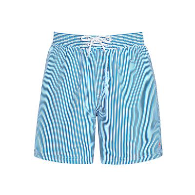 Original Penguin Exclusive Stripe Swim Shorts, Blue