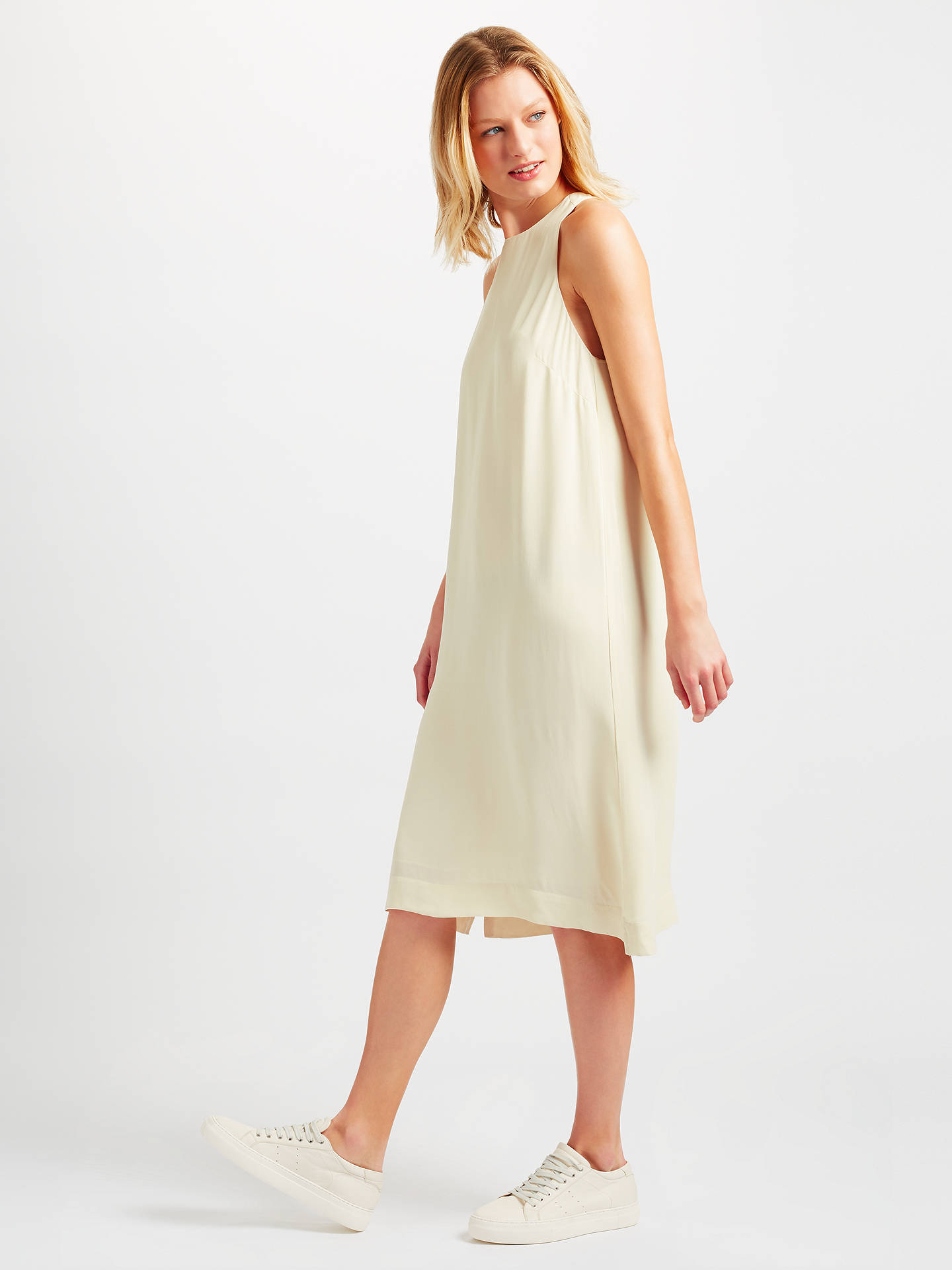 Samsoe & Samsoe Edda Dress, Turtle Dove at John Lewis & Partners