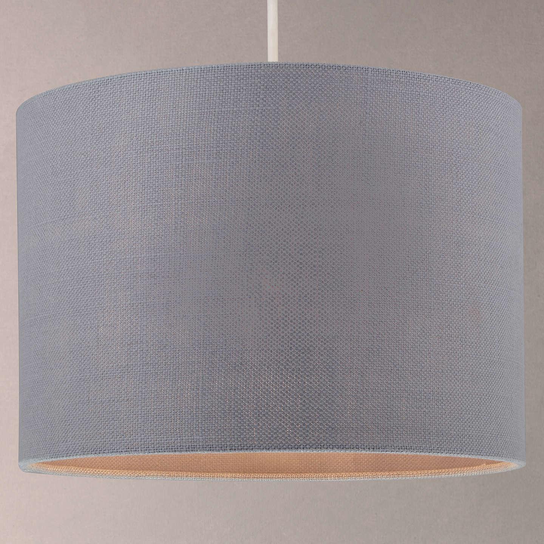 John lewis darcey premium linen lampshade at john lewis buyjohn lewis darcey premium linen lampshade grey dia 25cm online at johnlewis aloadofball Gallery