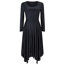 Buy Phase Eight Adelina Tiered Dress, Ink Online at johnlewis.com