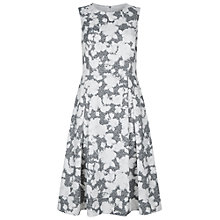 Buy Damsel in a dress Floral Corset Maya Dress, Ivory/Black Online at johnlewis.com
