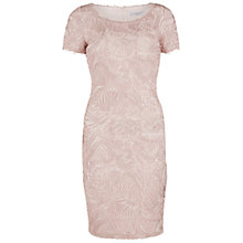 Buy Gina Bacconi Embroidered Net Dress Online at johnlewis.com