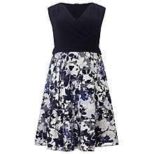 Buy Studio 8 Jessy Dress, Navy/Multi Online at johnlewis.com