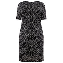Buy Studio 8 Sarah Dress, Black Online at johnlewis.com