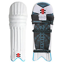 Buy Gray-Nicolls Nicolls Supernova Academy Junior Batting Pads Online at johnlewis.com