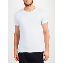 Buy Paul Smith Cotton Crew Neck Lounge T-Shirt Online at johnlewis.com