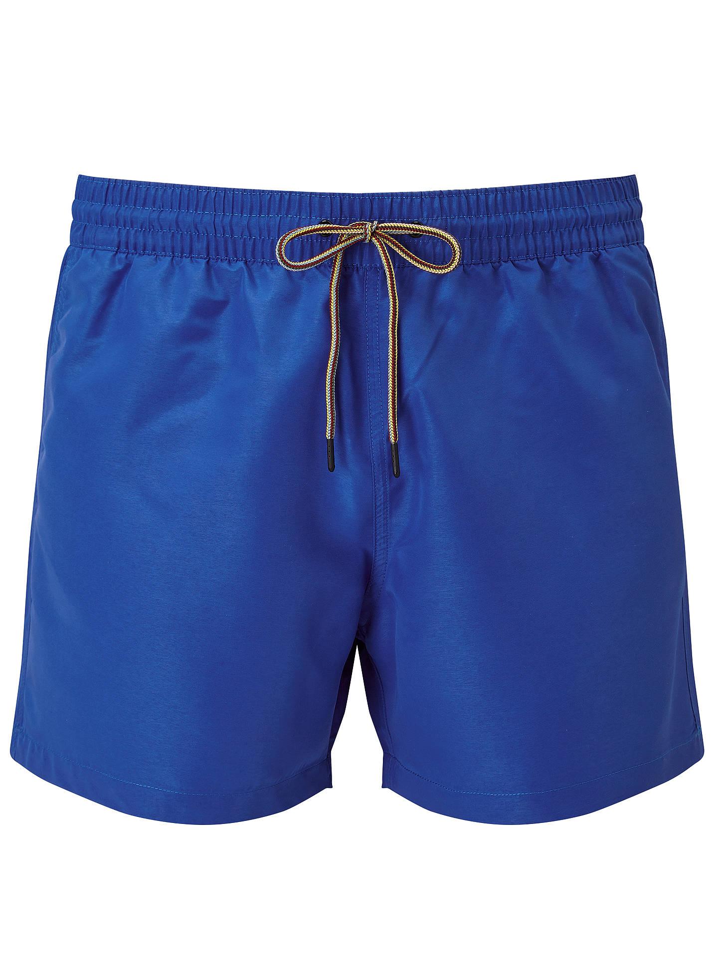 1d76ce275d Buy Paul Smith Classic Swim Shorts, Blue, S Online at johnlewis.com ...