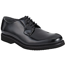 Buy Kin by John Lewis Kuen Derby Shoes, Black Online at johnlewis.com