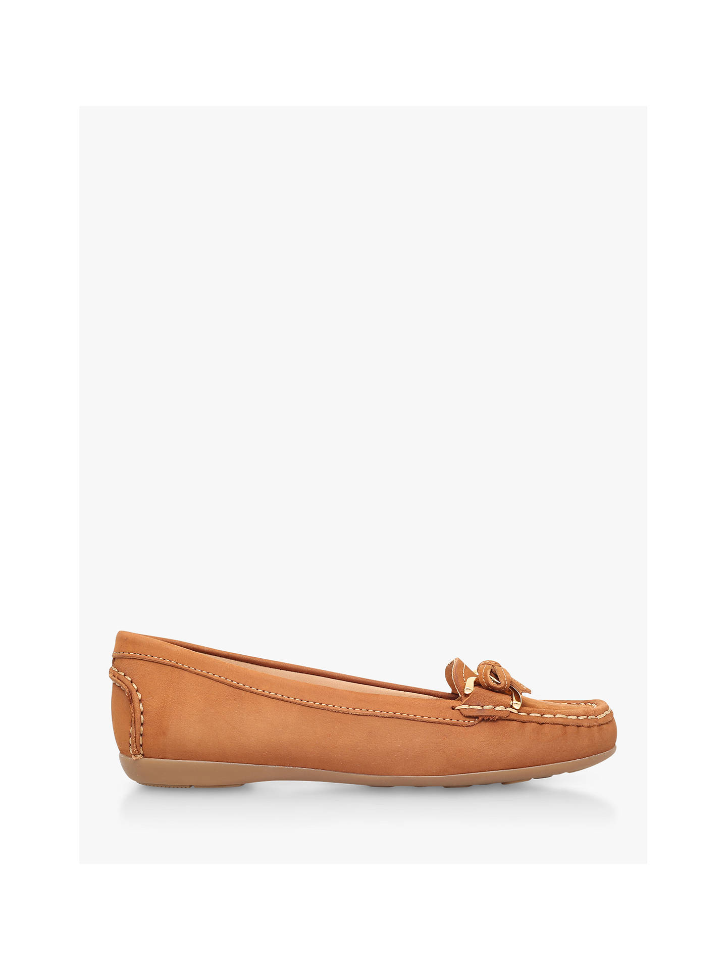 5c655c4ec Carvela Comfort Cally Bow Loafers at John Lewis   Partners