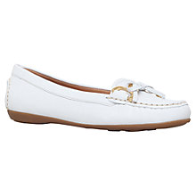 Buy Carvela Comfort Cally Bow Loafers Online at johnlewis.com