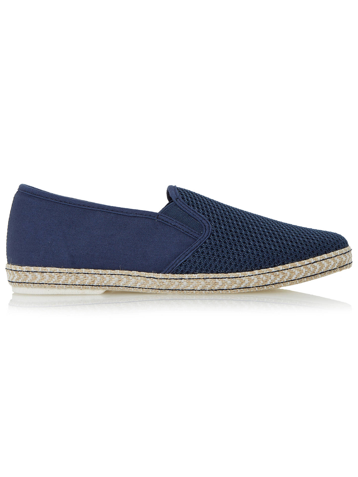 d4b113c4266b BuyDune Fencing Mesh Vamp Slip-On Espadrille Shoes