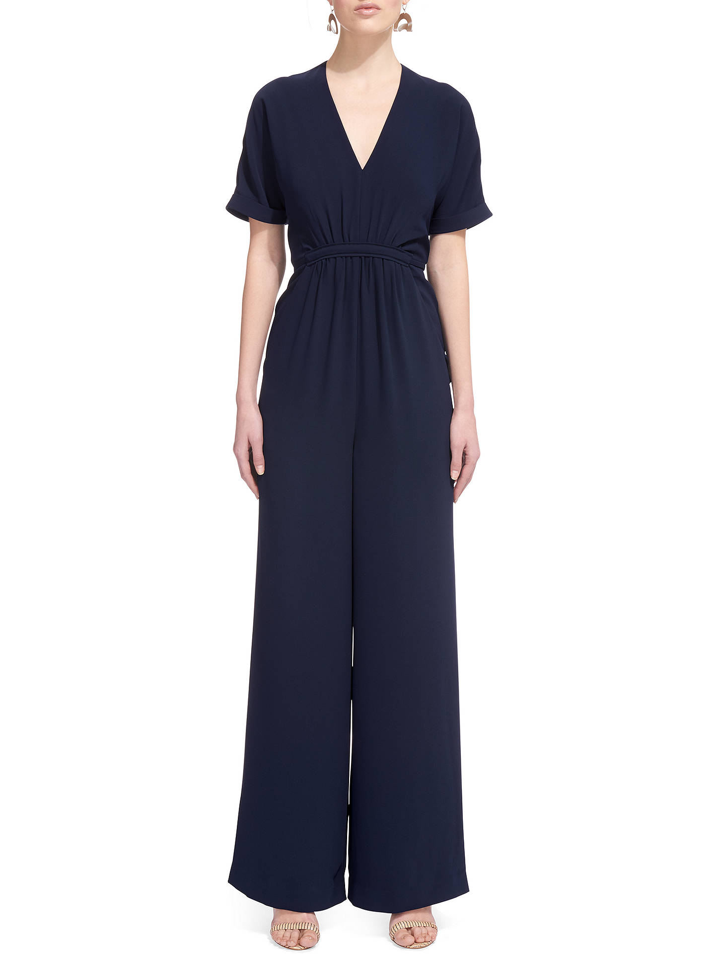 08b6caac048 ... Buy Whistles Buena Gathered Waist Jumpsuit