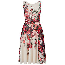 Buy Phase Eight Myrtle Placement Floral Dress, Multi Online at johnlewis.com
