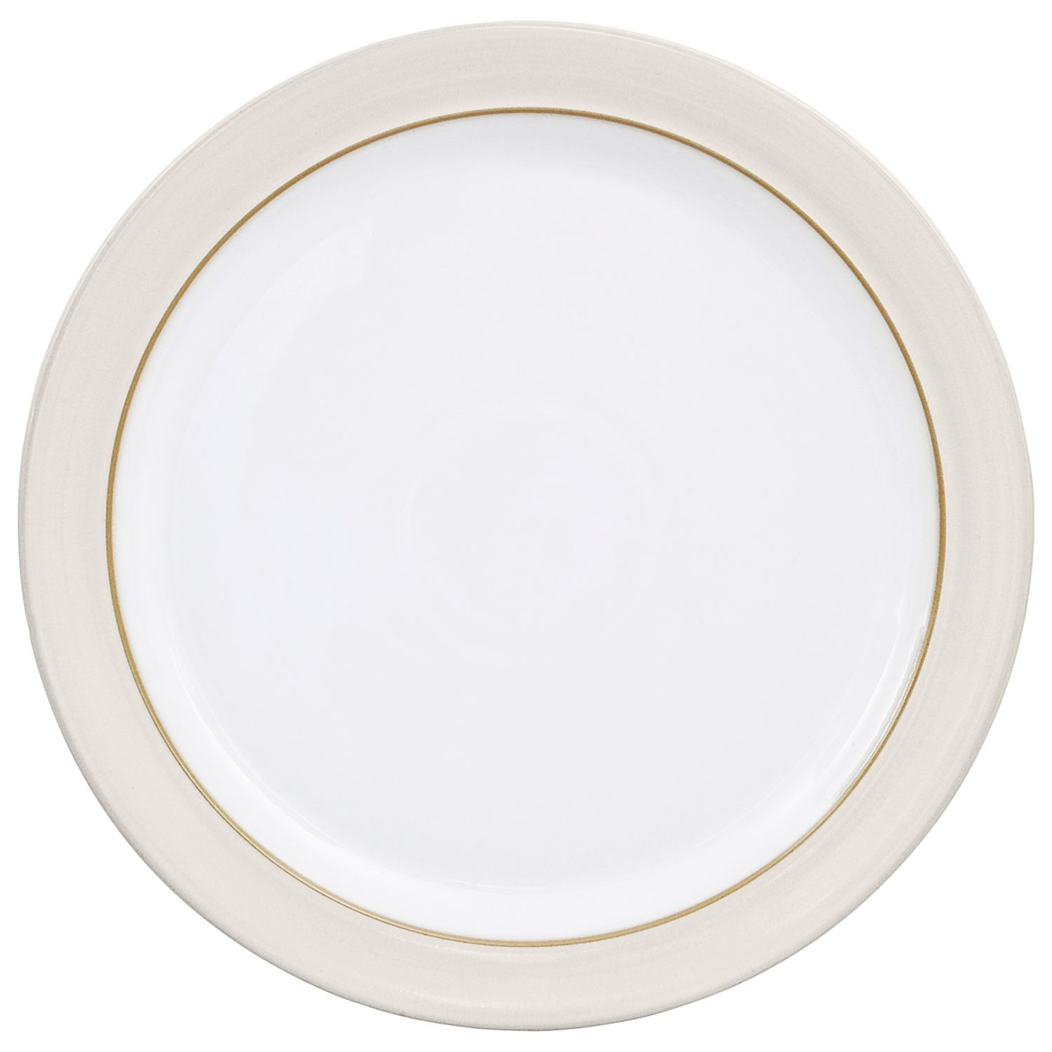 Denby Denby Natural Canvas Small Plate, Dia.18cm