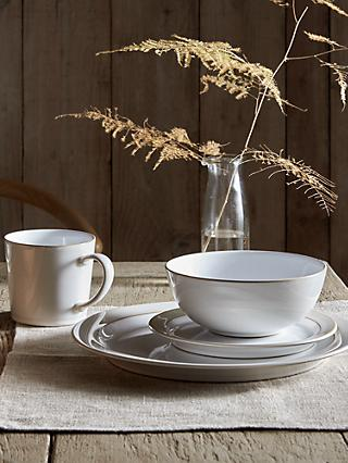 Denby Natural Canvas Tableware
