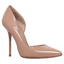 Buy Kurt Geiger Anja Aysmmetric Court Shoes Online at johnlewis.com