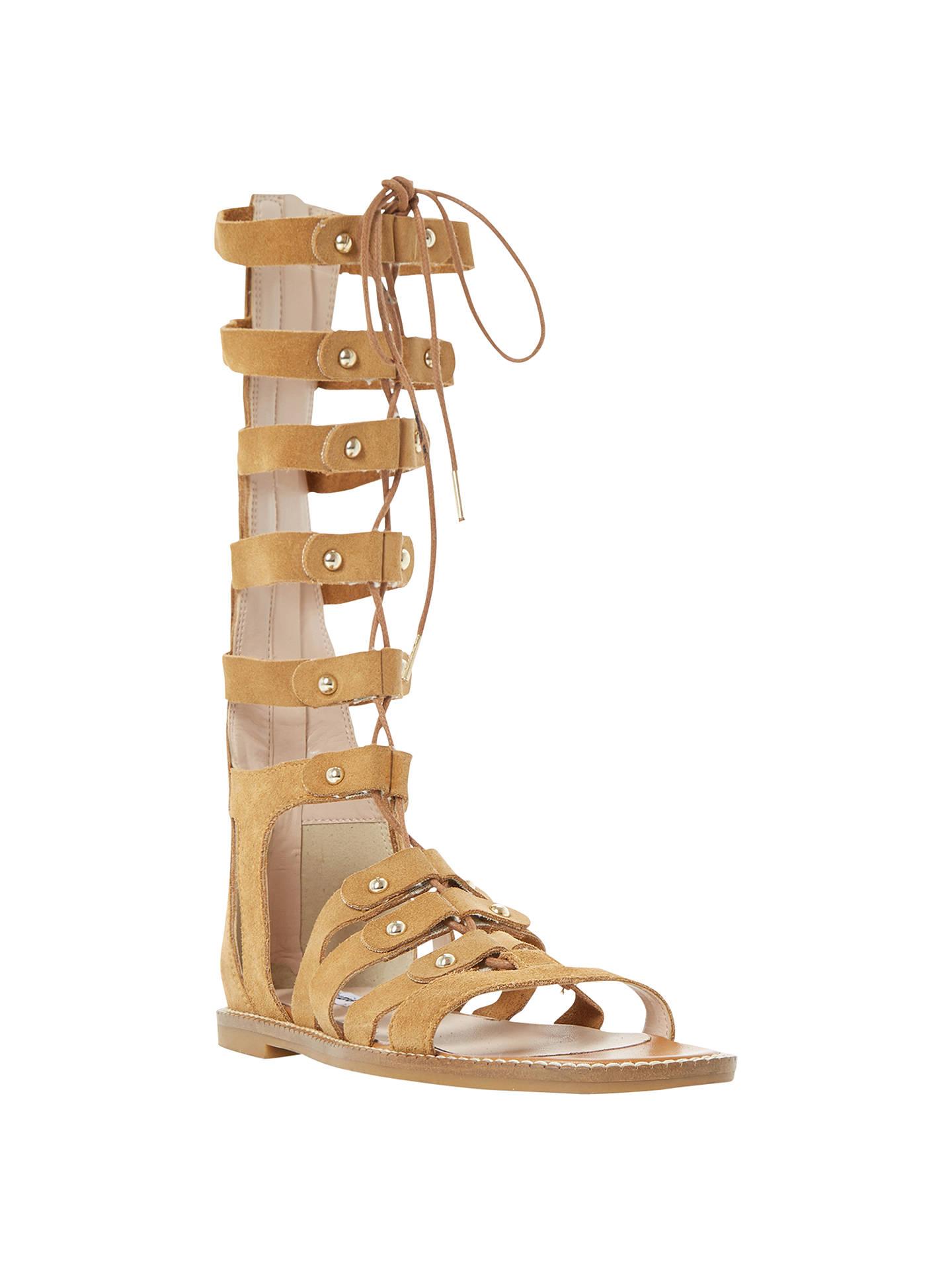 35ae0859b951 Dune Lahlia Gladiator Calf Sandals at John Lewis   Partners