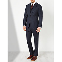 Buy Shop the Look - Blue Donegal Wool Suit Online at johnlewis.com