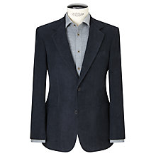 Buy JOHN LEWIS & Co. Glympton Needle Cord Tailored Suit Jacket, Whale Grey Online at johnlewis.com