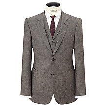 Buy JOHN LEWIS & Co. Pilkington Tailored Suit Jacket, Biscuit Online at johnlewis.com