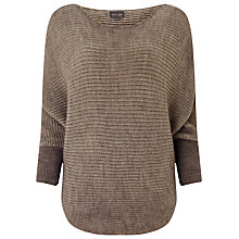 Buy Phase Eight Elaina Jumper, Mushroom Online at johnlewis.com