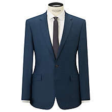 Buy Kin by John Lewis Tyler Slim Fit Suit Jacket, Teal Online at johnlewis.com