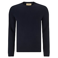 Buy JOHN LEWIS & Co. Cotton Silk Cashmere Moss Jumper Online at johnlewis.com